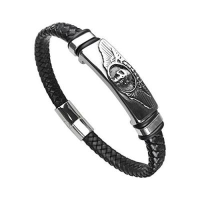 AURSTORE Bracelet en Cuir...