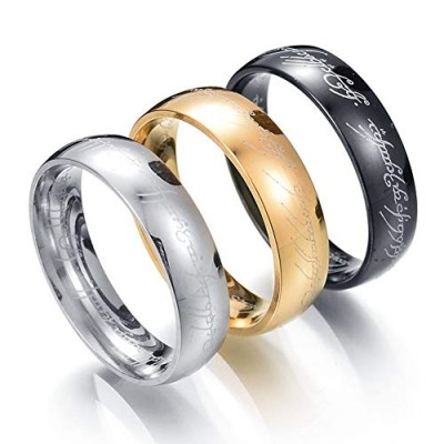 AURSTORE LOT de 3 Bague...