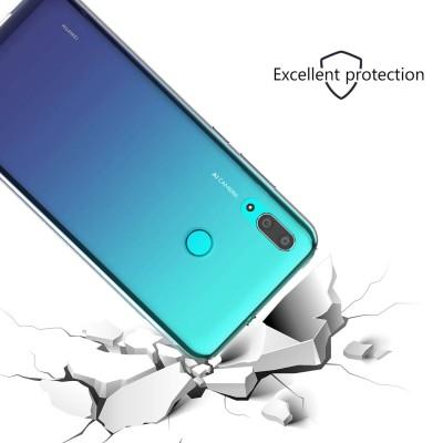 AURSTORE Coque 360 Degré Huawei P Smart Plus 2019-Protection intégrale Avant Arrière
